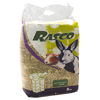 Picture for category RASCO hay for rodents