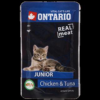 Picture for category Ontario kapsičky pro kočky