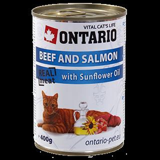 Picture for category Ontario konzervy pro kočky