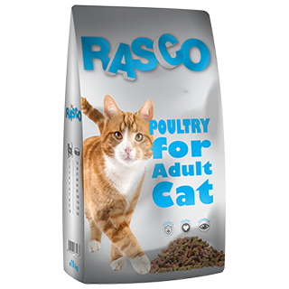 Picture for category RASCO Cat dry food