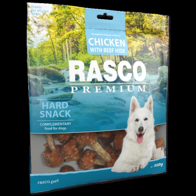 Pochoutka RASCO Premium palicky s kurecím masem 500g
