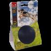 Hracka DOG FANTASY míc gumový házecí modrý 8 cm