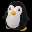 Displej hracky DOG FANTASY Latex Penguin 4 x 6 ks 24ks