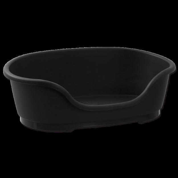 Picture of Pet Bed - 110x68x33cm Black